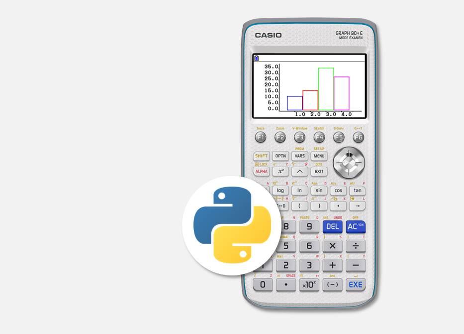 Graph 90+E Python