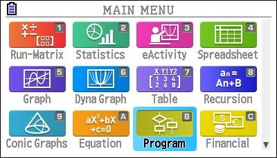 Aan de slag met de grafische rekentoestellen en eerste instellingen